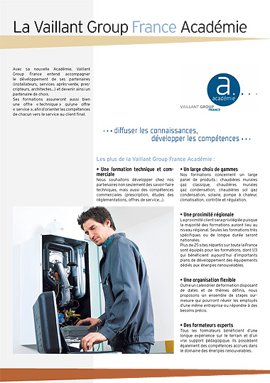 Dossier presse Vaillant Group France